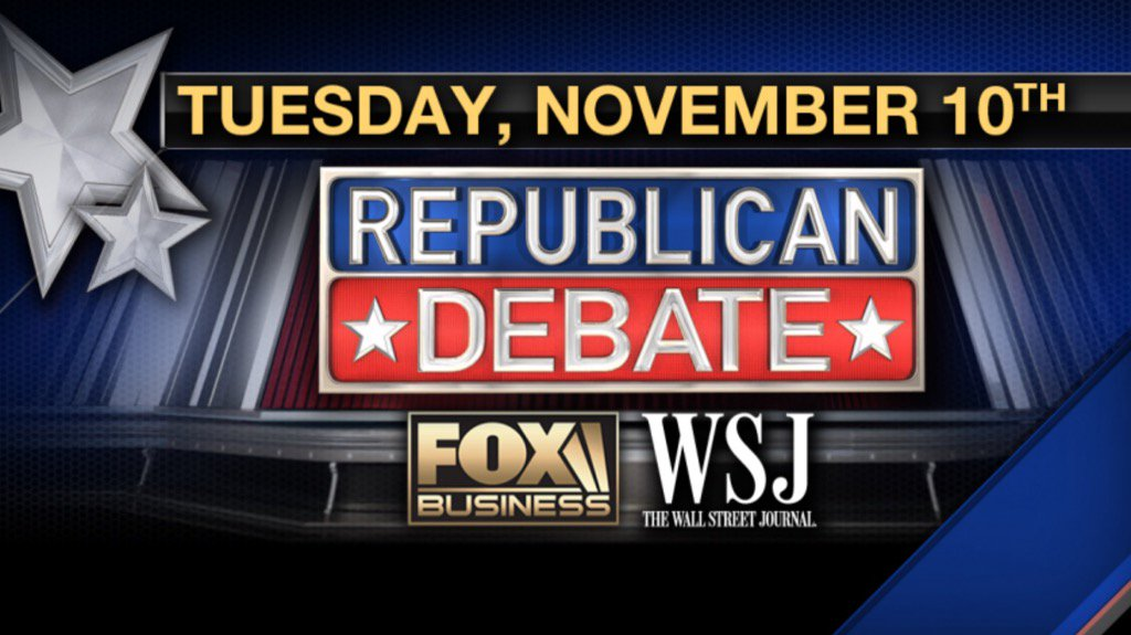 RETWEET if you think @FoxBusiness and @WSJ will put on a better debate than this #GOPDebate https://t.co/d2m4ut6W3M