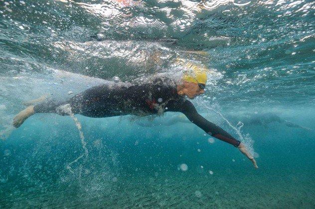 Swim Like A Triathlete, Not A Swimmer: https://t.co/K50EB6paTY #ironman #triathlon https://t.co/5VzSeI0ffU