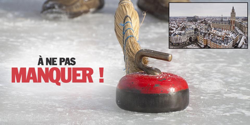 Lille accueille pour la 1ère fois les Championnat de #Curling + d'infos : https://t.co/AJqZpn374o #AlerteGrandFroid https://t.co/1F5q8rwaQN