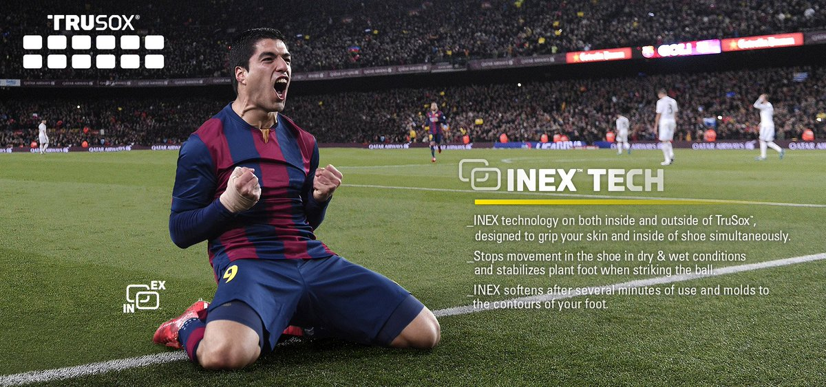 Change the game with the new INEX technology of Tru Sox Football socks,  instore/ - Change The Game With The New Inex Technology Of Tru Sox Football
