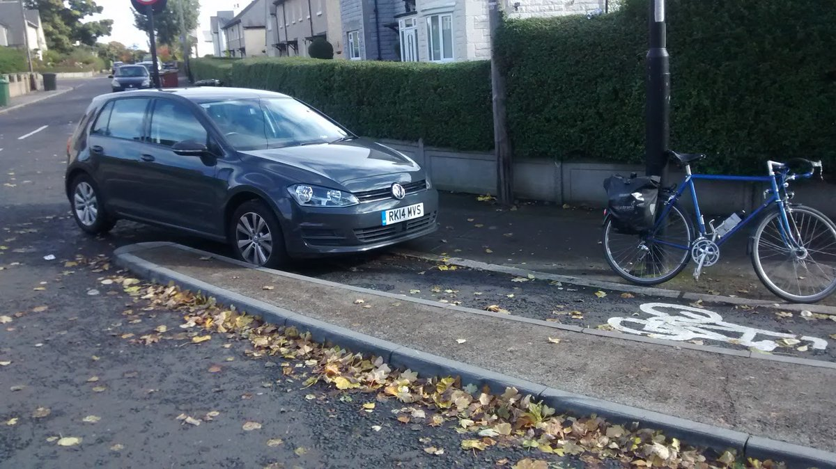 @CambridgeCops @carltonreid Here's a #BadlyParkedBike on @northumbriapol's patch: https://t.co/BsV1znY8rS