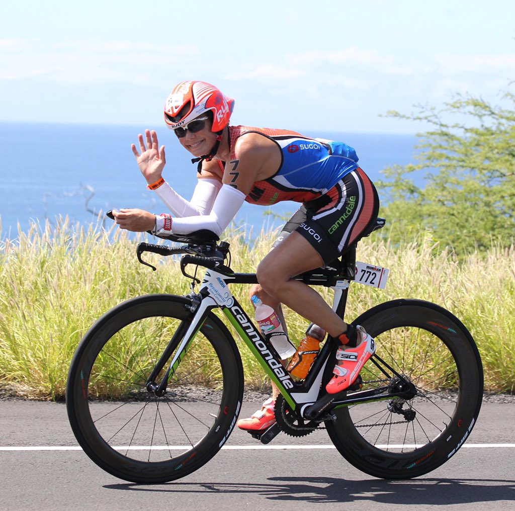 #TBT to @KatherineKellyL and her awesome performance at #IMKona! https://t.co/NxBPkifTLt #TeamSugoi #sugoitri https://t.co/nTqWkE6JzS