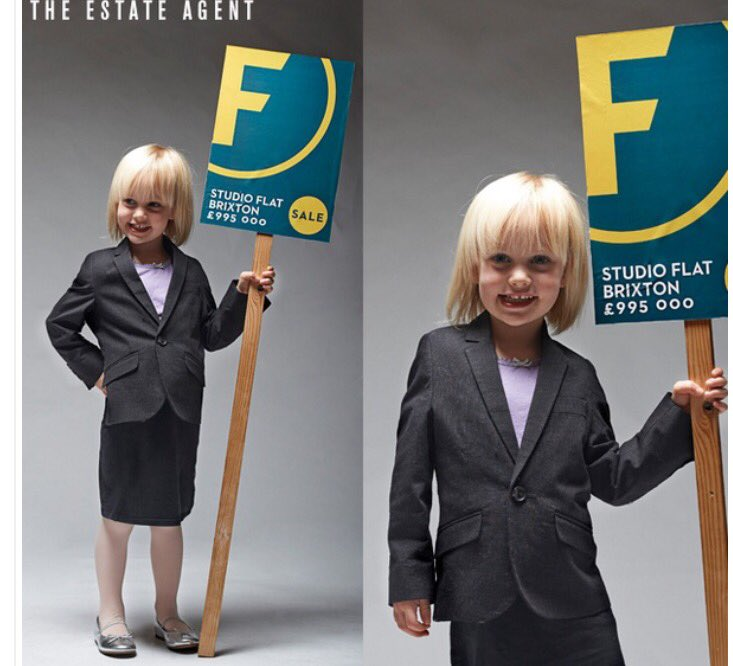 Surely this is the scariest #halloweencostume ?