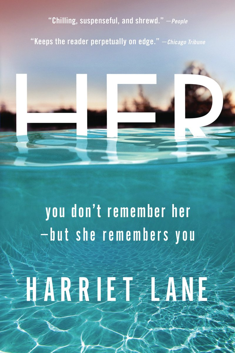 Win a copy of @HarrietLane_'s stunning HER! We've got five to give away. RT by 4pm ET 10/30 for your chance! https://t.co/TguEKmoG2p