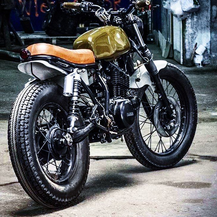 ❤️❤️ #TapTap via @instagram: Does anyone know anyone that can build me this cafe racer? #caferacer  #caferacerxxx #… https://t.co/MAwe1QfrSI