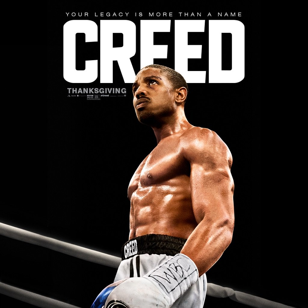 What do you fight for?! #creed #ifightfor https://t.co/I4WaZeMug6 https://t.co/kUyHFoudFu