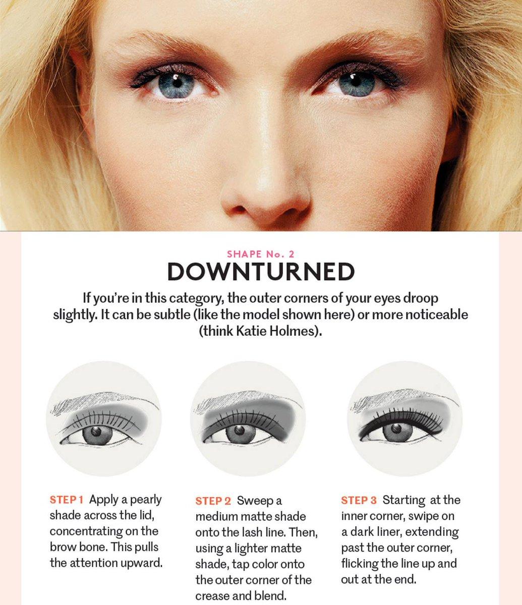 Best eye makeup for hooded eyes