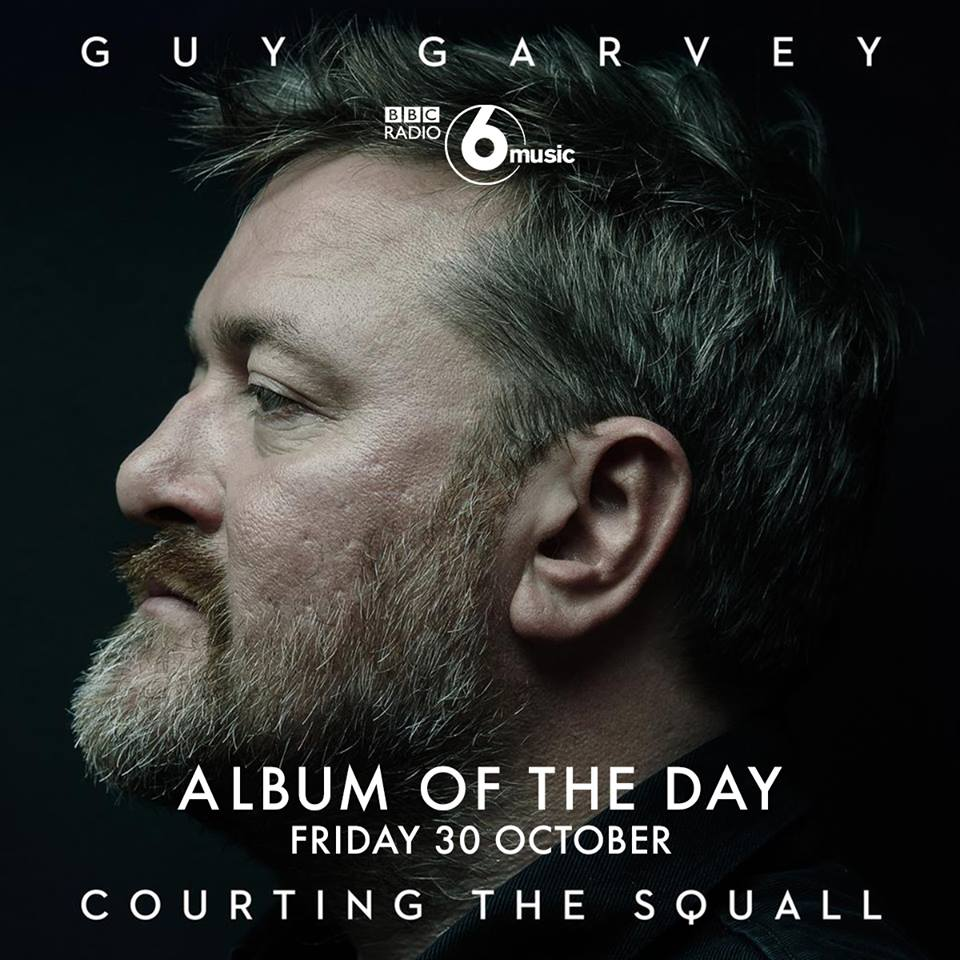 Today's #AlbumoftheDay comes from our very own @Guy_Garvey. #NowPlaying 'Juggernaut'. https://t.co/4xByTZL67z
