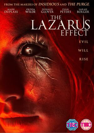 Follow+RT this to be in with a change of winning The Lazarus Effect on DVD. 3 to give away. Ends 02/11, UK only https://t.co/gRsO51V2Vi