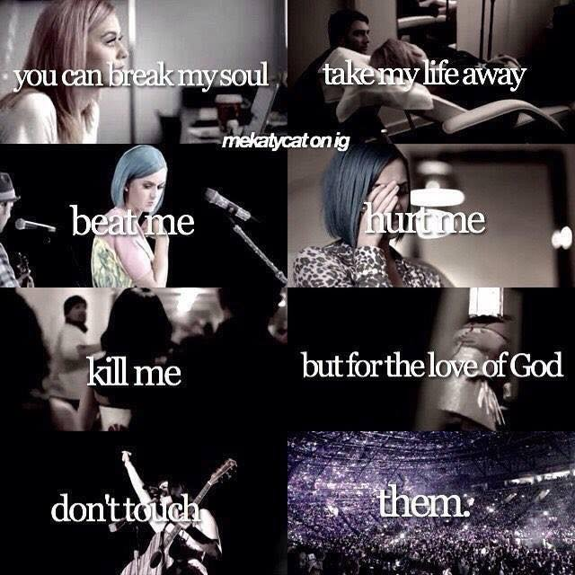 This has got me so emotional. We will never stop loving you Katy. https://t.co/NHWFLjb6Wp