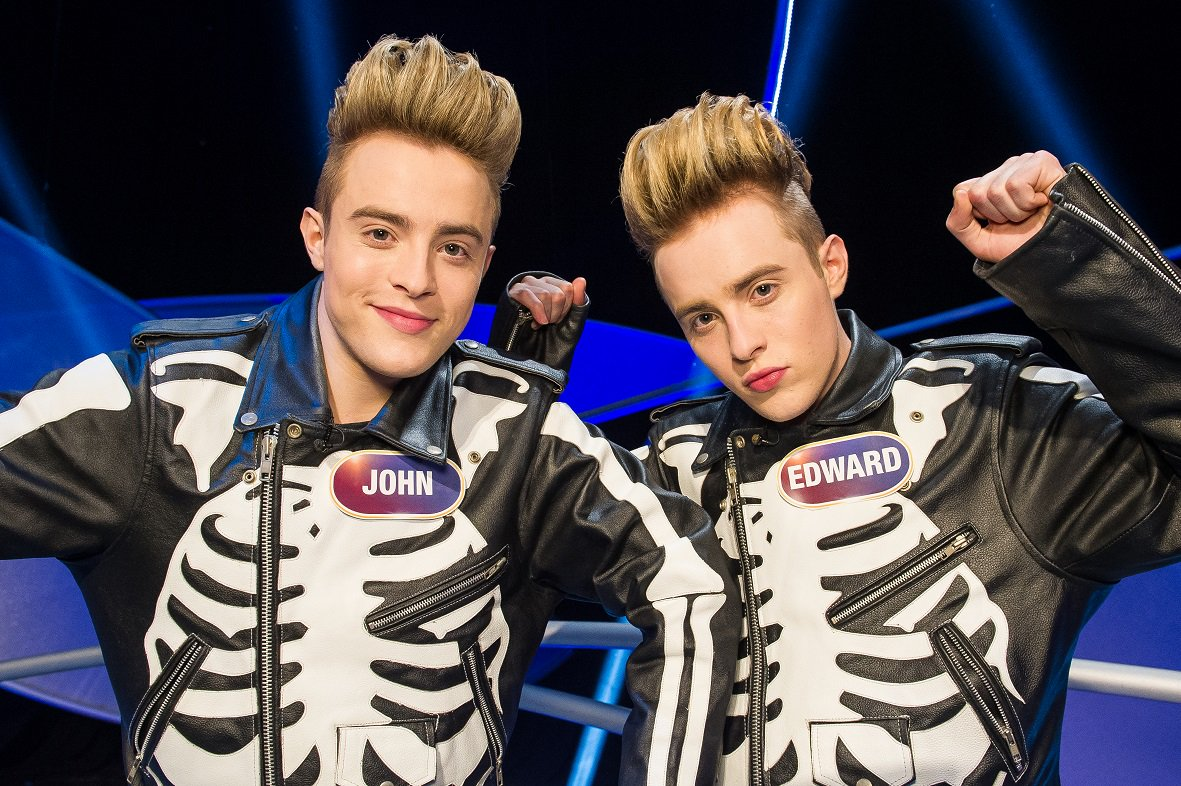 Double, double, toil and trouble! It's @planetjedward in the studio for Halloween's #PointlessCelebrities @BBCOne https://t.co/c0BZFI7XTC