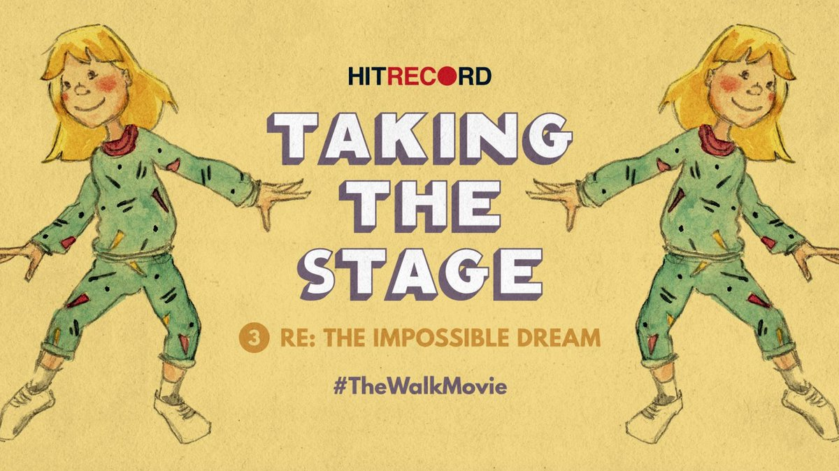 With the help of others, this young woman's impossible dream came true -- https://t.co/ujUgHudVCj #TheWalkMovie https://t.co/Dsv6pAoQq8