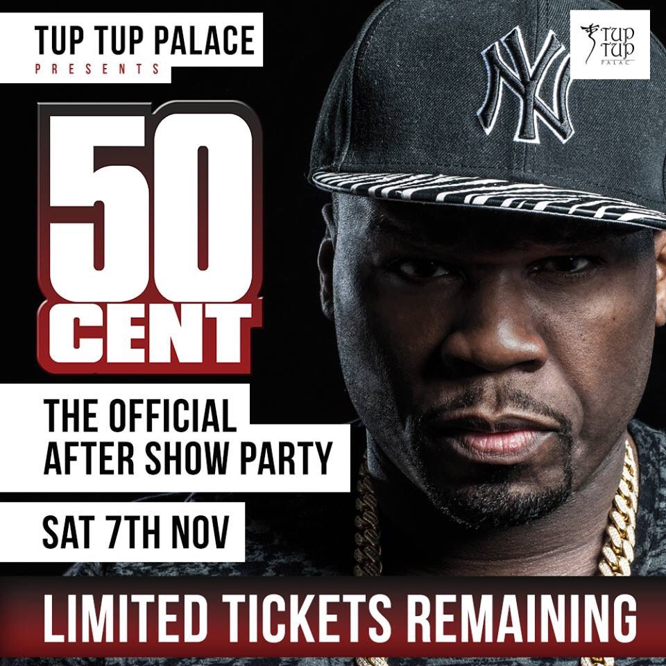 TUP TUP PALACE is the only after party I'm doing in NEWCASTLE next week #EFFENVODKA b there https://t.co/NG82WmtPR6