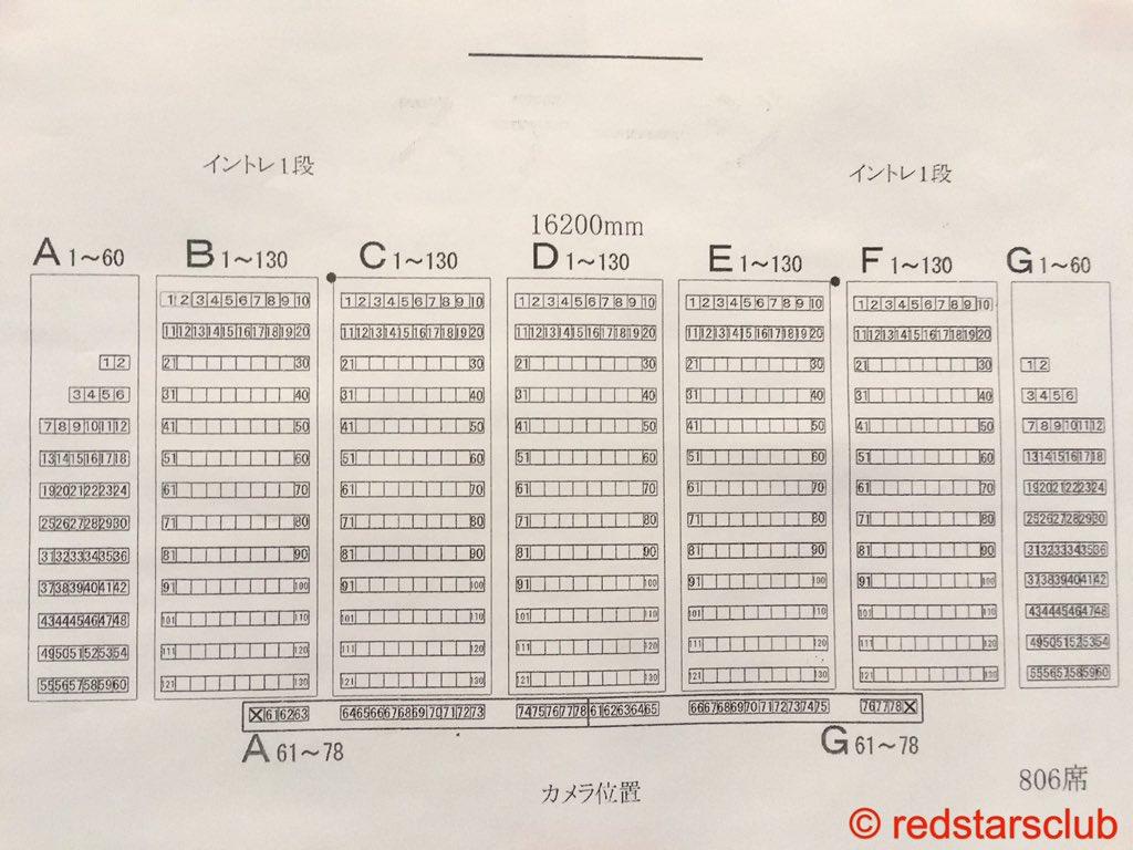 京アニDo感謝祭、ステージイベントの座席表もいちど上げときますね https://t.co/x5Od5iFxTG