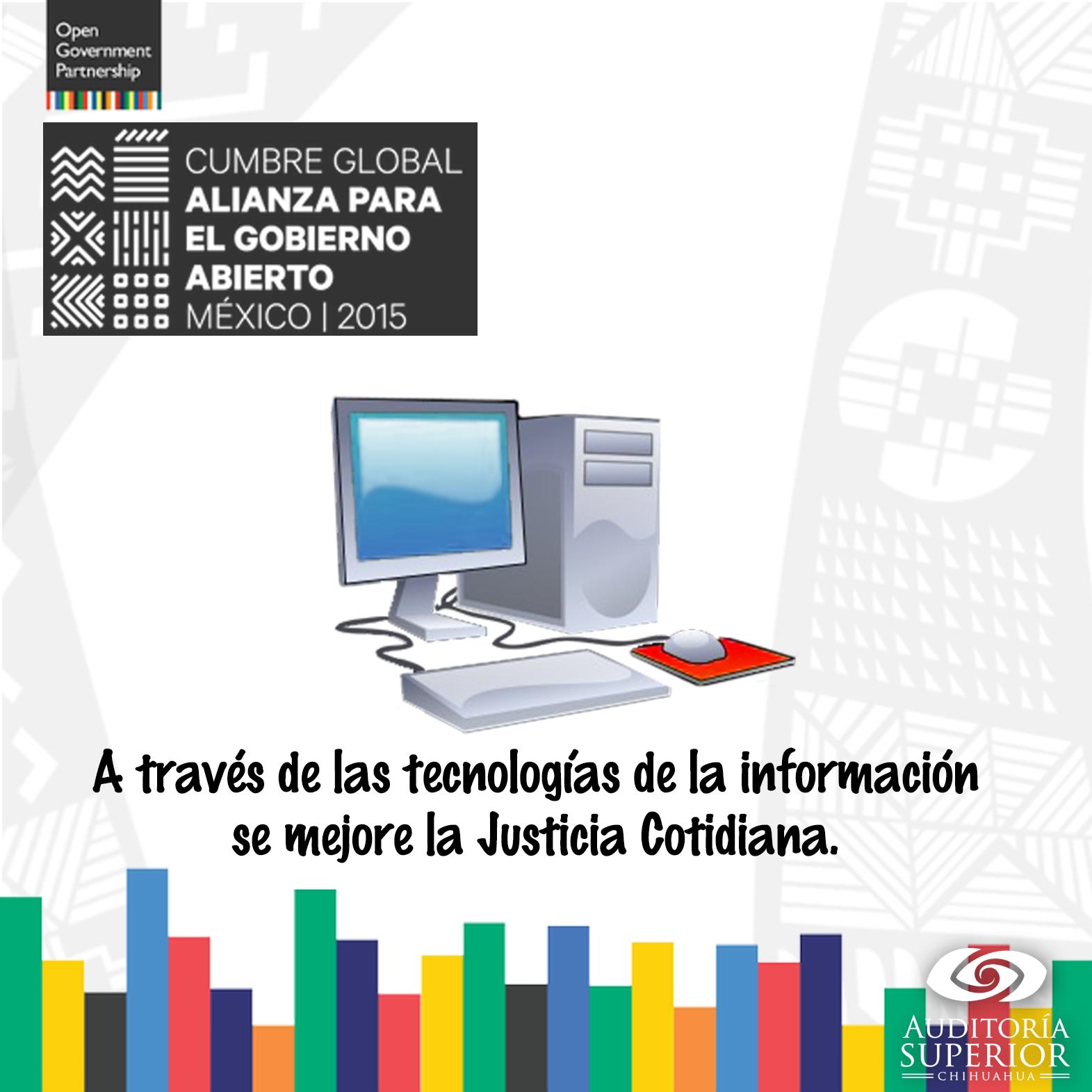 Proyectos #GobiernoAbierto 2016-2018: Con las TI se mejore velocidad, certeza y transparencia de Justicia Cotidiana https://t.co/2gnN5l4fmo
