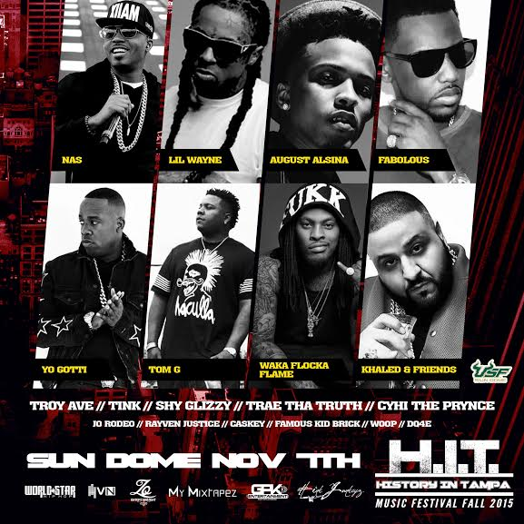SAT NOV.7TH @TomG_8thirteen & Da SQUAD We BE In The Building!!! #SunDome #HistoryInTampa @VYBEnation https://t.co/IHQnY5ALVS