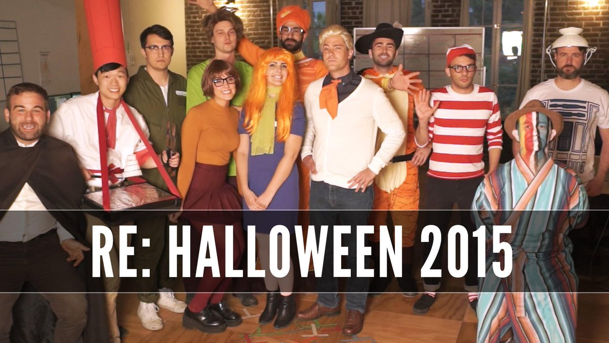 RT @hitRECord: What are you being for Halloween? We wanna see! Post photos & videos of your costume here -- https://t.co/0M8DLvokHL https:/…