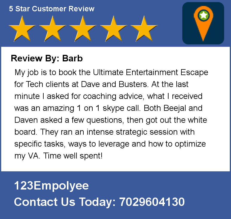 Review By: Barb My job is to book the Ultimate Entertainment Escape for Tech clients at Dave and Busters.  At the la https://t.co/Gv6Y02N7P8