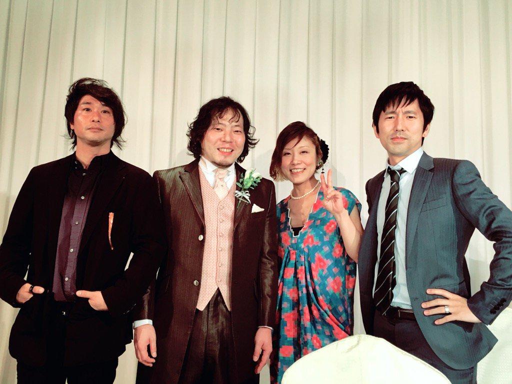 元パンチ揃いました! 遠藤くん結婚おめでとう!! https://t.co/klSfoaXYL4