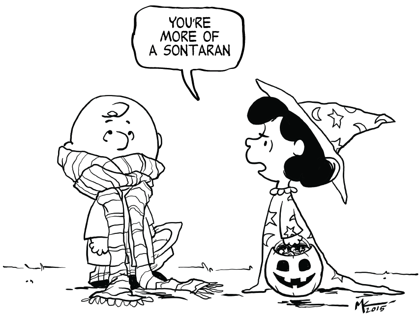 Happy Halloween Whovians!  Drew this for my daughter. #Doctorwho #Peanuts https://t.co/xa4uMhUvSN