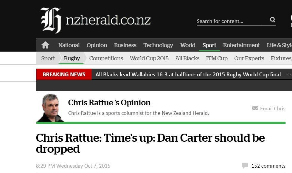 Flashback #NZLvAUS #RWC2015 #RWCFinal https://t.co/8M8HuVdNUG