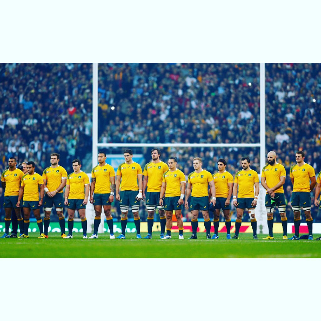 We may not have won, but we're still so proud of the @Wallabies performances throughout the #RWC2015 #StrongerAsOne https://t.co/NYMVU5LC2r