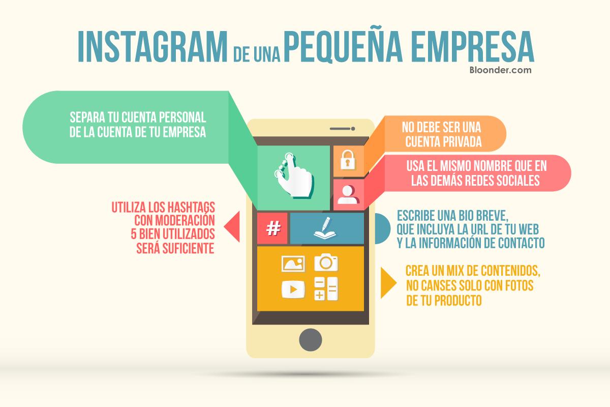 Instagram de Una Pequeña Empresa. https://t.co/YYJ0TcWGyC