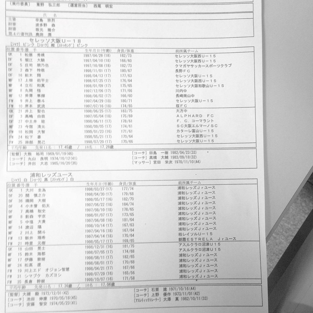 浦和レッズユーススレ part24 [転載禁止]©2ch.netYouTube動画>3本 ->画像>25枚