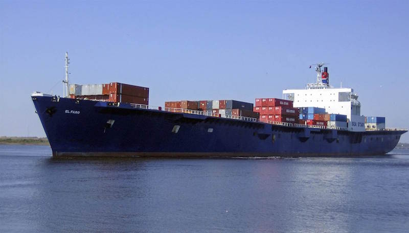 Searchers have found what they believe is the wreckage of the missing #ElFaro cargo ship: https://t.co/9KRAyhpStI https://t.co/iQTUJ3BS15