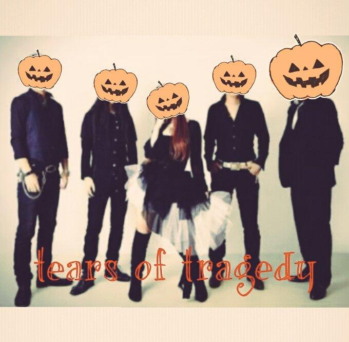 ❇TEARS OF TRAGEDY追加ライブ❇  12/12(土) 渋谷clubasia  Tears年内ラストライブ⚡