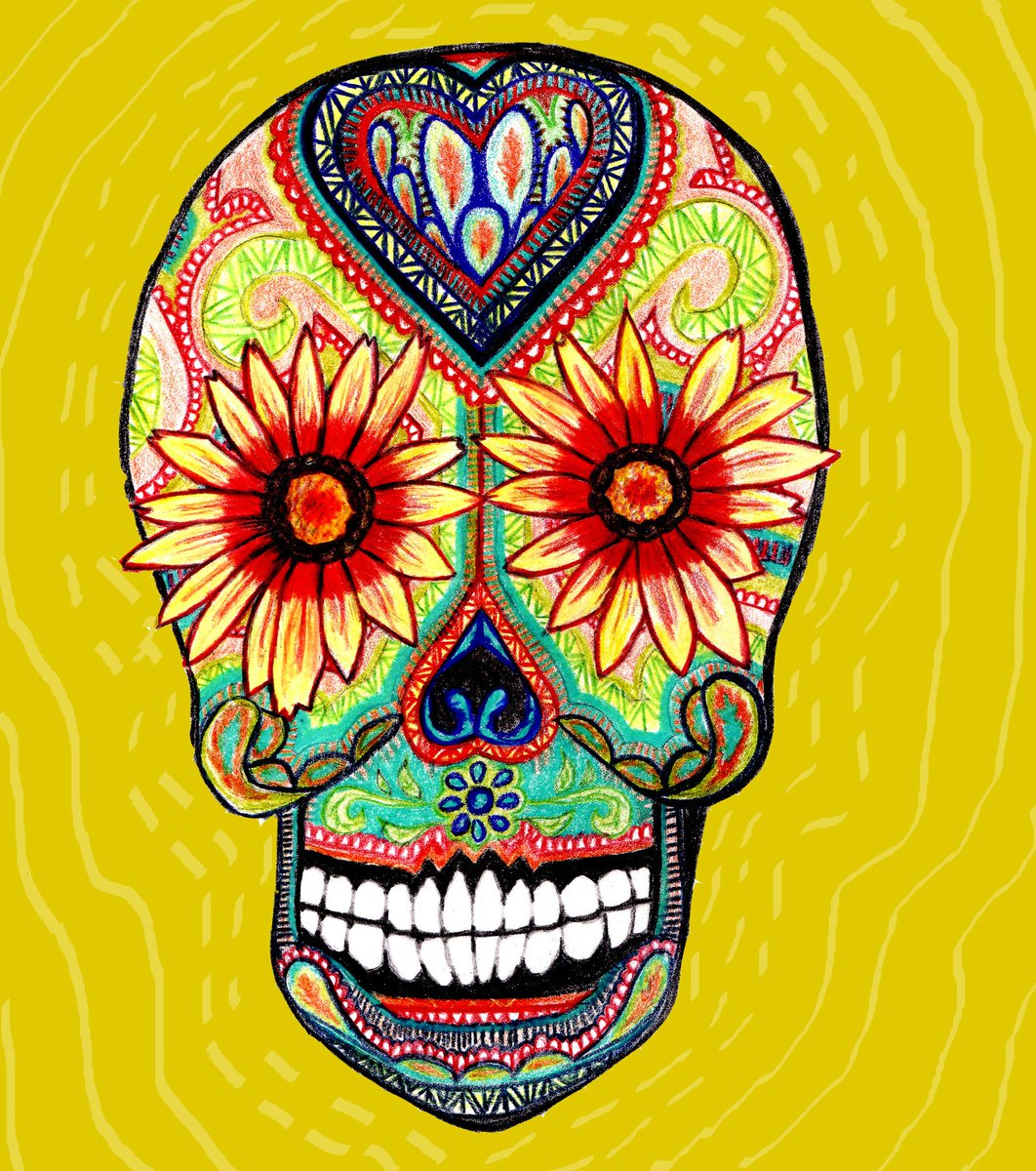 #dayofthedead  //  PHOTO: https://t.co/6Q9x9VVm3W https://t.co/sz9whLusYZ