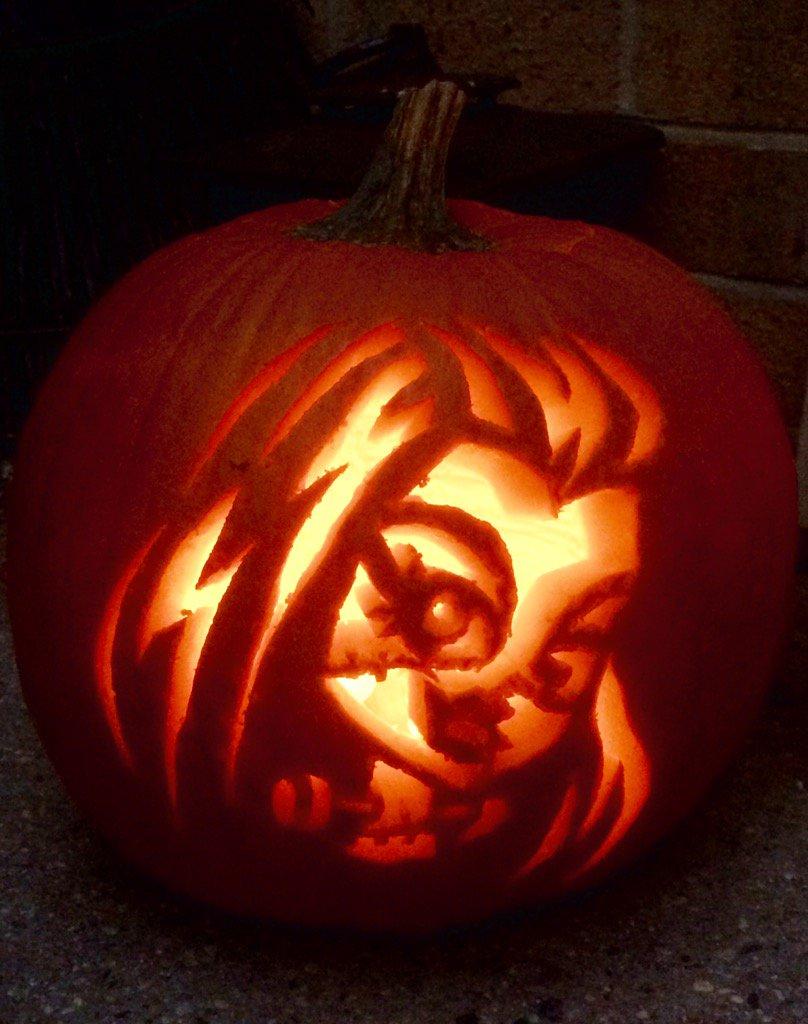 Every halloween my kids pick jack o lantern patterns