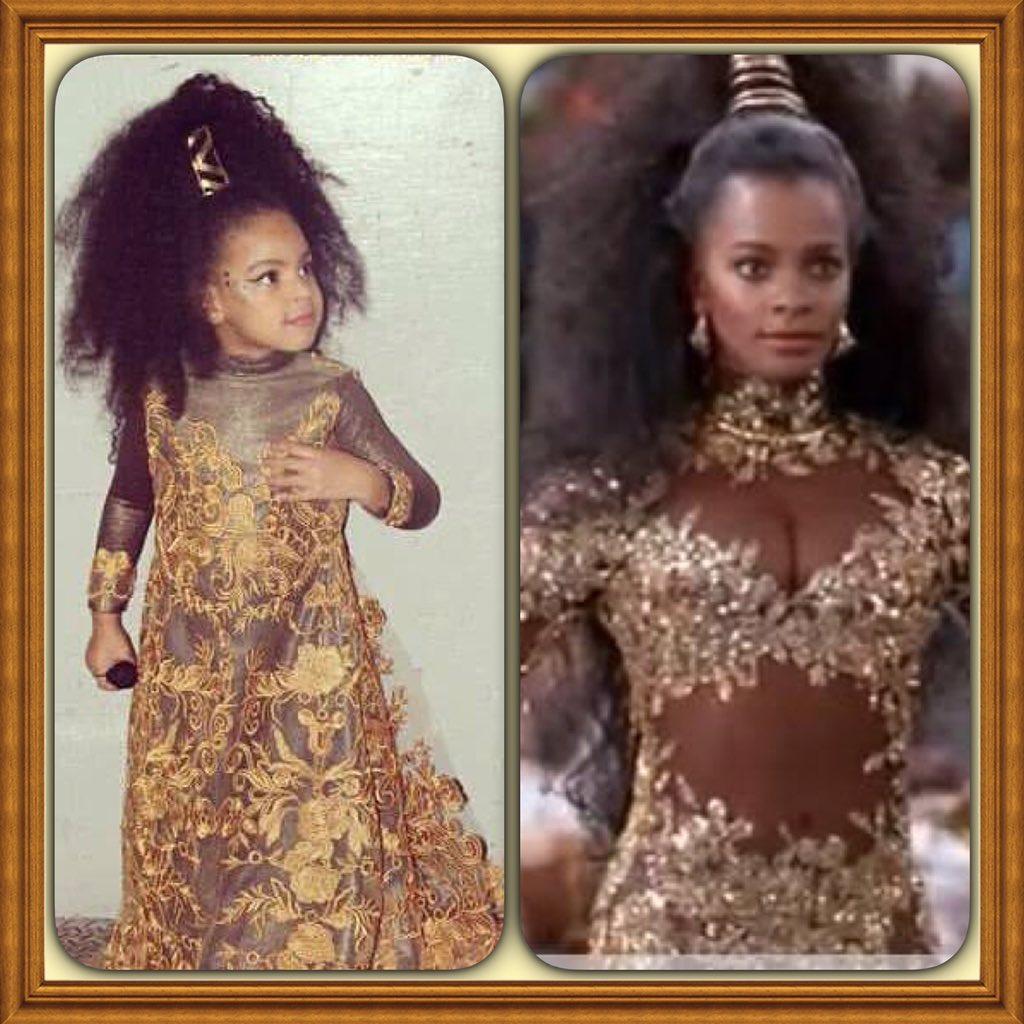 Introducing The New Princess Imani of Zamuda #ComingToAmerica  #AboutLastNight #toocuteforwords #BabyBlueIvy https://t.co/jgEX4l8Axd