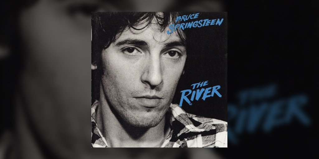 .@Springsteen's 'The River' became his first No. 1 US album 35 yrs ago today. RT if you own a copy! https://t.co/hp9SeisFOq