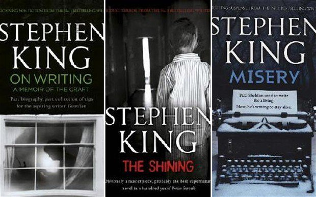 steven king on writing