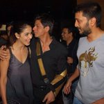 May u put smiles on faces for a billion years, just like you always put on mine.. Happy Birthday @iamsrk https://t.co/UynOjx3HJH