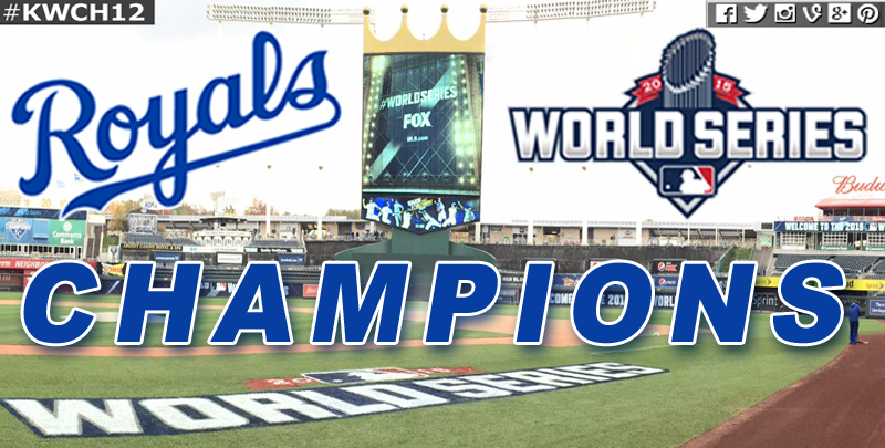 THE KANSAS CITY ROYALS TAKE THE CROWN! WORLD SERIES CHAMPS! https://t.co/oenT3vwL8H