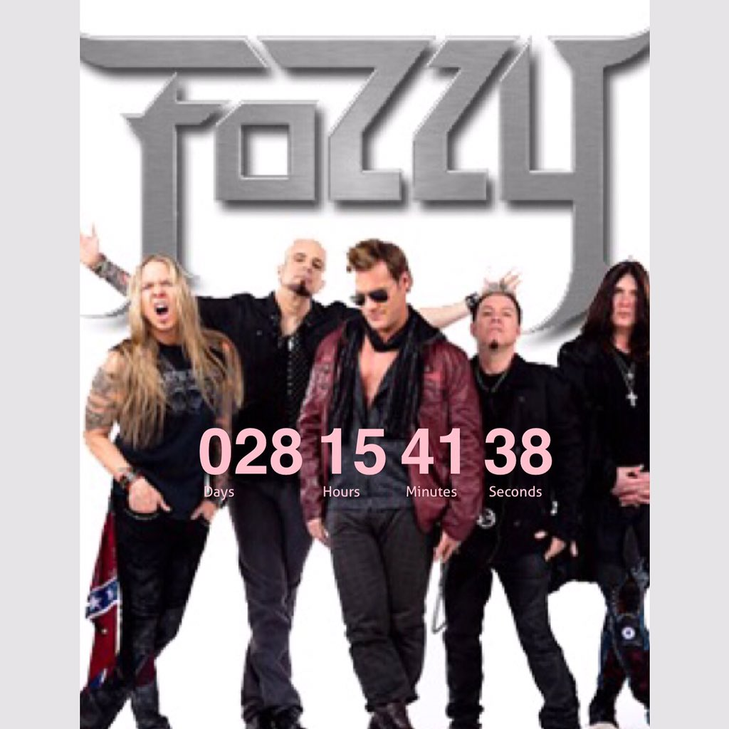 @FOZZYROCK @IAmJericho  can't wait to see you guys next month ❤️ https://t.co/JjbjjNn42t