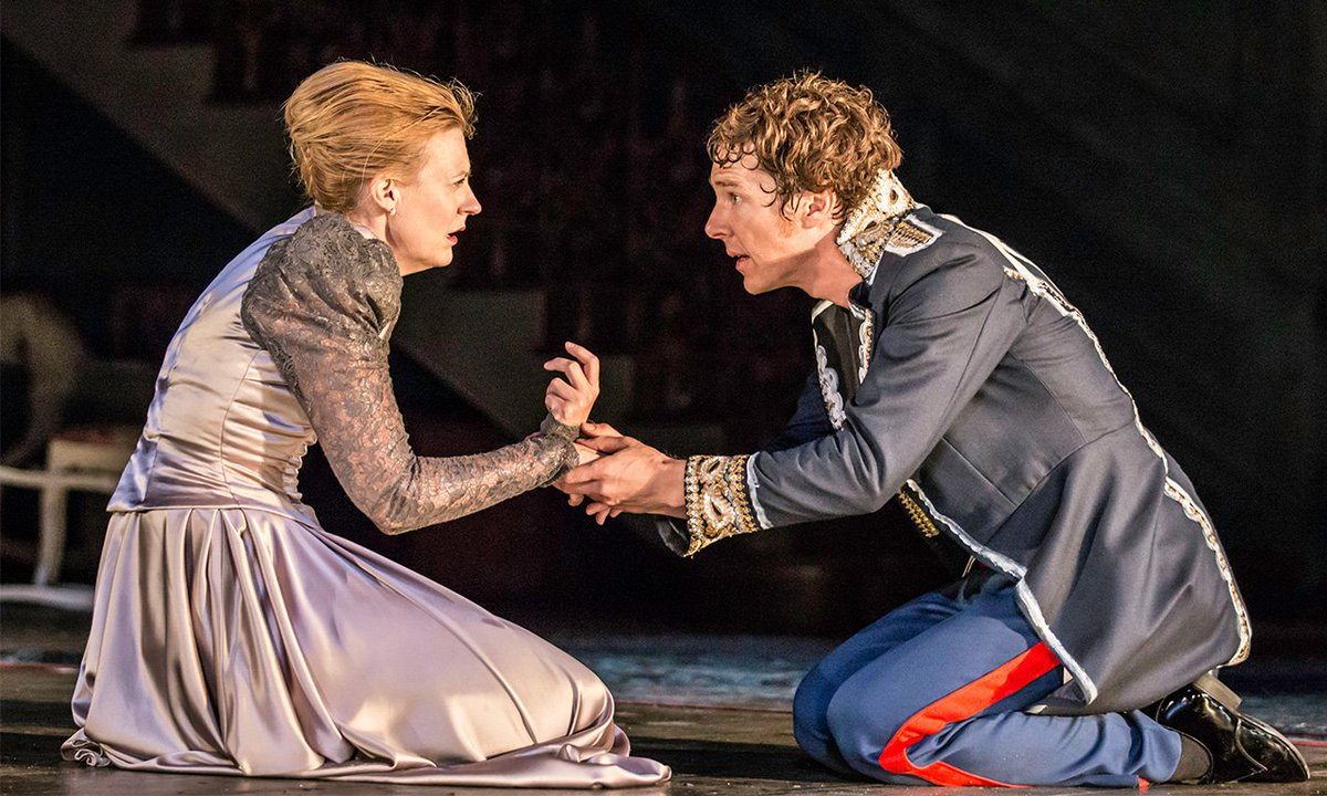 'The rest is silence...' Thank you to our audiences from around the world and the #hamletbarbican team @SFP_London https://t.co/bslZXF7xZj