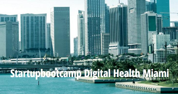 #BigNews Startupbootcamp Expands To U.S. - Launches Digital Health Miami https://t.co/ym23TADlk3 #sbclaunch https://t.co/tQRsjEO327