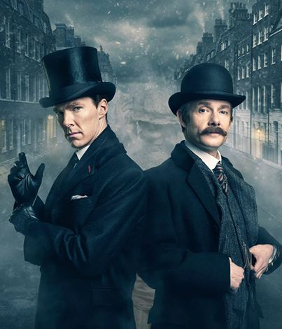 Members priority booking now open for #Sherlock #abominablebride on New Years Day at 8.25:  https://t.co/4xeBRJCDux https://t.co/yNA3Hn1Q5l