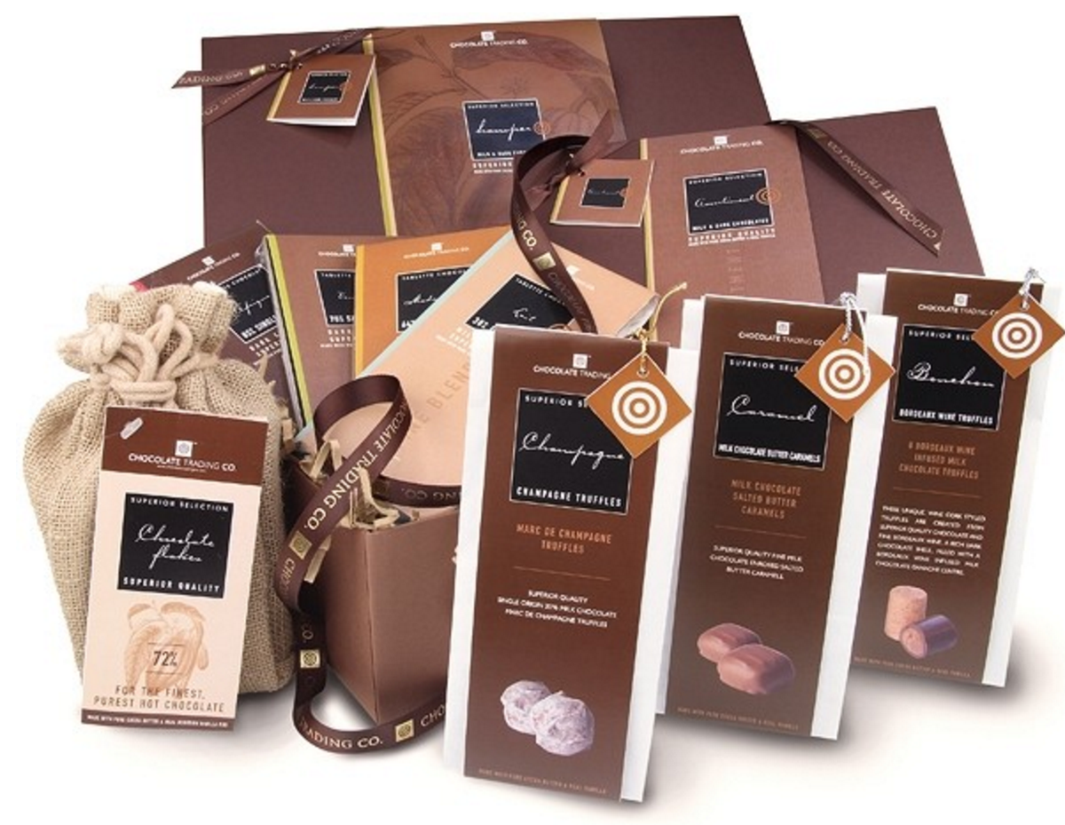 We're giving away a chocolate hamper from @ChocTradingCo worth £59.95 in our #competition! https://t.co/ZEAuAZmW62 https://t.co/PEUxpGwy13