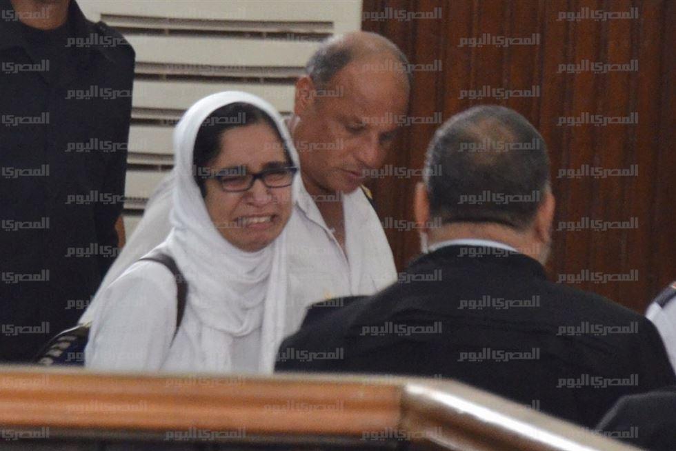 إسراء الطويل بتعيط في جلسة اليوم :(  اتجدد لها تاني :( https://t.co/syw67XfvOO