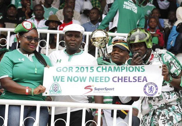 Chelsea have been challenged by the unbeaten Kenyan champions. Would they stand a chance? https://t.co/6Sg8ErKp6K https://t.co/LZh9av1cEQ