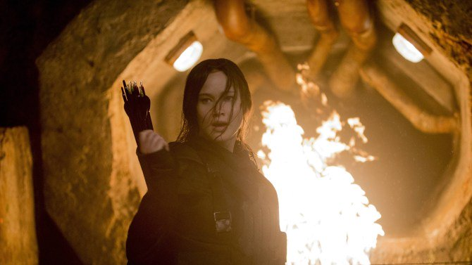 The Hunger Games: MockingjayPart2 eyes massive $125 million debut