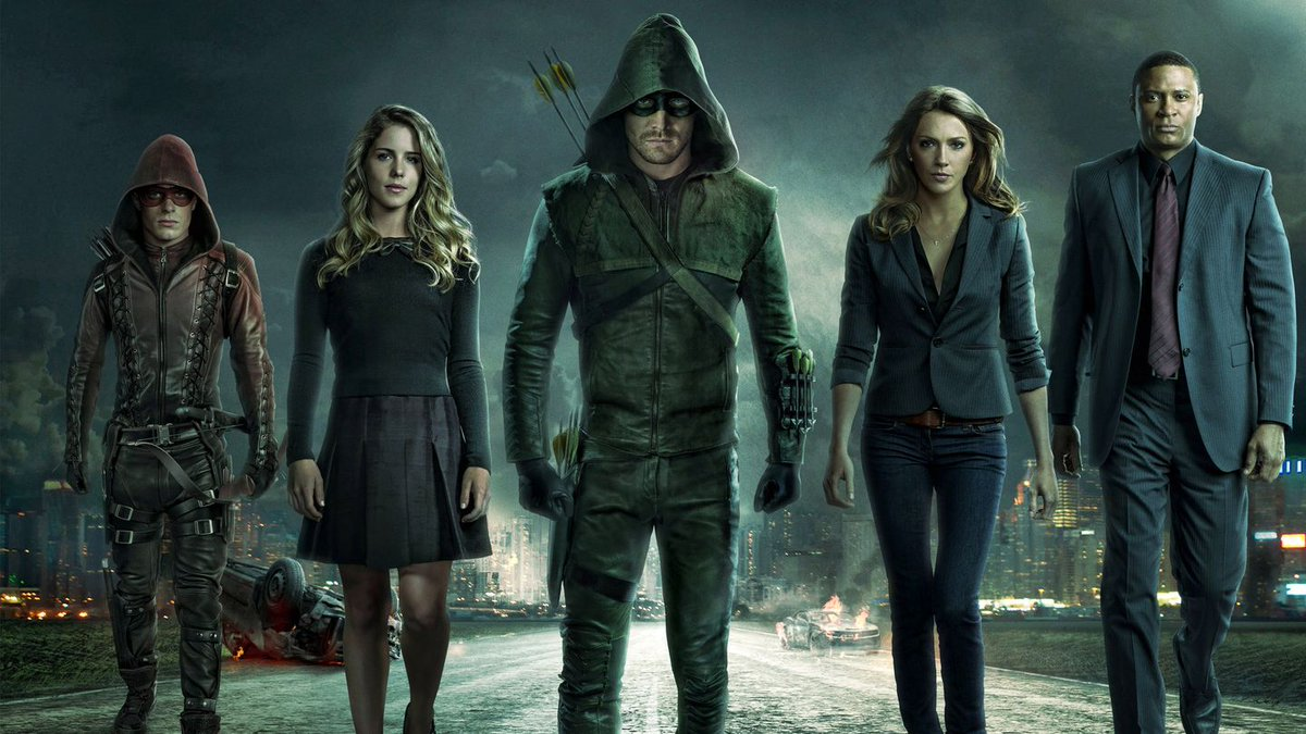 7 Times 'Arrow' Did 'Batman Begins' Better Than Christopher Nolan