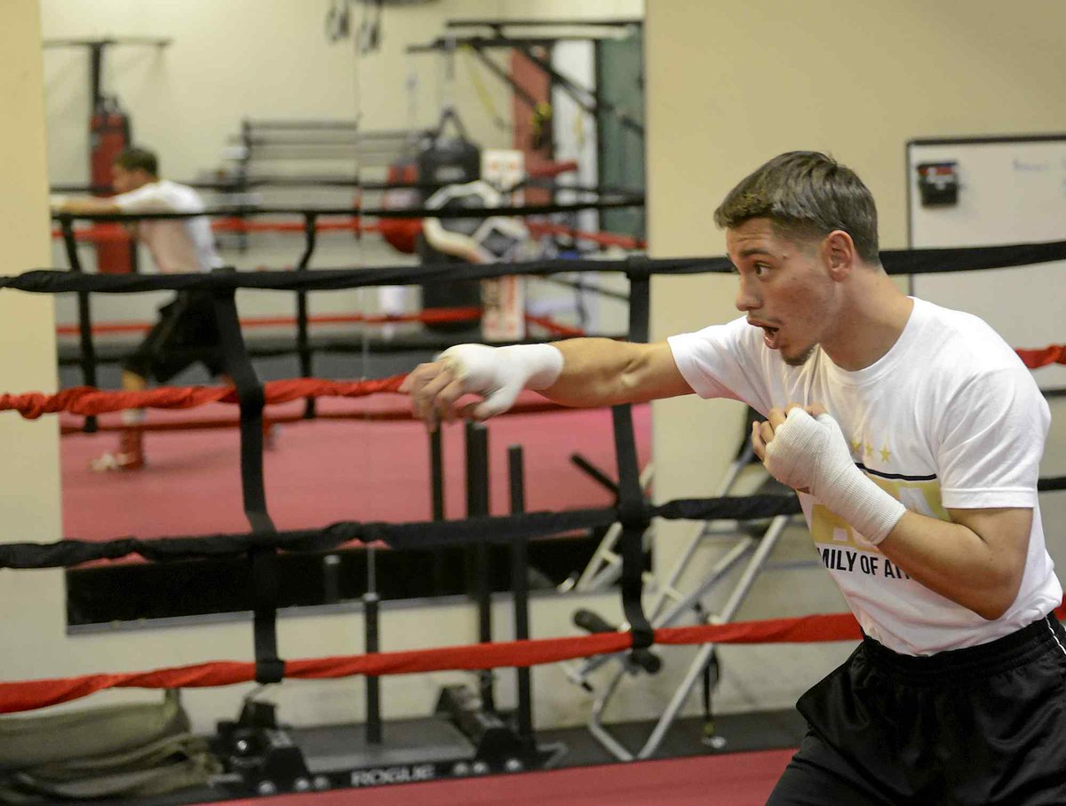 Salinas bantamweight favored at Olympic Trials https://t.co/Ee9kEdXx6H https://t.co/hxrqzFtIWV