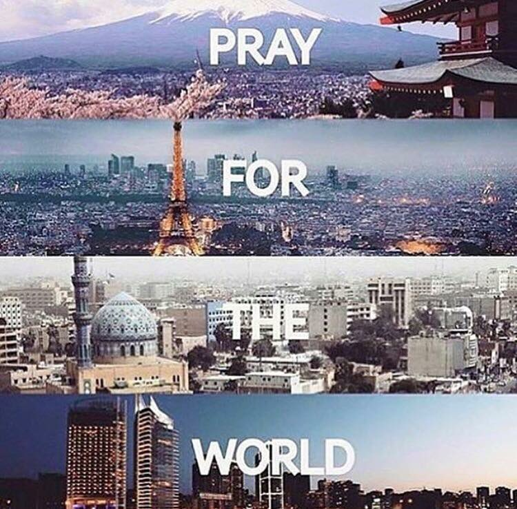 Pray for the world. https://t.co/U90FDSYV3a