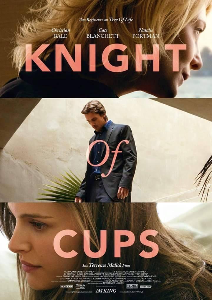 Knight of Cups (El caballero de copas )
