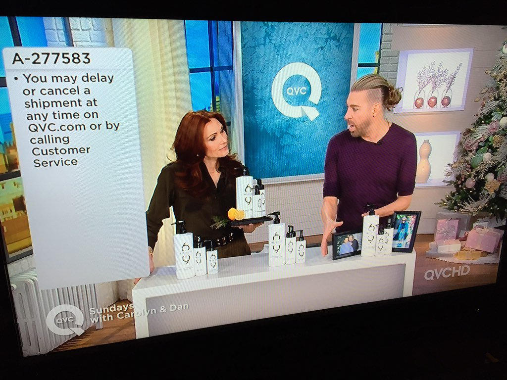 @CHAZDEAN Nice seeing you with @AlbanyIrvinQVC with this mornings hit! https://t.co/czjx9Db3Di